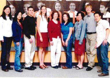 Graduate School Fellowship Cohort